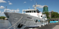 Boat Carelia - Vyborg.TV